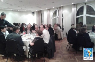 Jantar de networking no Hotel Cottage
